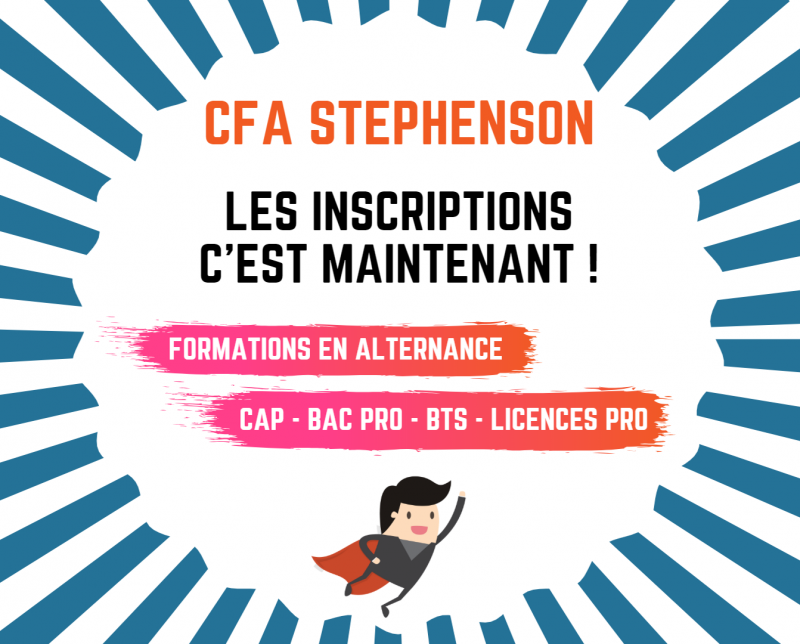 Cfa Stephenson Formation En Alternance A Paris Cfa Stephenson